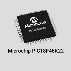 Microchip-PIC18F46K22
